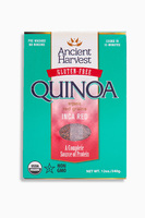 Quinoa Organic Red Grains Inca Red, органическая крупа киноа красная. 340 грамм