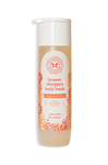 Honest shampoo + body wash apricot kiss, шампунь для волос и тела поцелуй абрикоса, 296 мл
