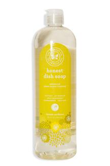 Honest Dish Soap Lemon Verbena, средство для мытья посуды лимон вербена, 783 мл фото №1