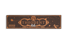 Luxury kids chocolate toothpaste with rennow, детская зубная паста с экстрактом какао-бобов без фтора со вкусом шоколада 96,4гр