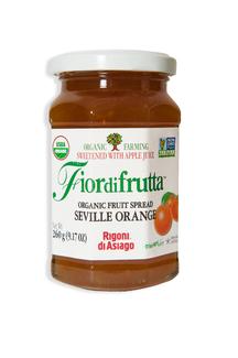 Organic Fruit Spread Seville Orange, фруктовый джем апельсин, 260 грамм фото №1