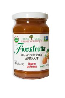 Organic Fruit Spread Apricot, фруктовый джем абрикос, 250 грамм фото №1