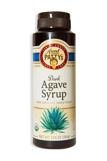 Dark Agave Syrup, сироп агавы, 354 грамма фото №1
