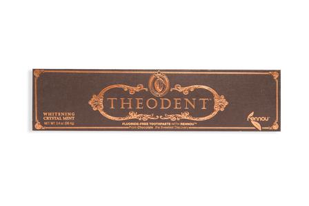 Luxury chocolate toothpaste with rennow, зубная паста c экстрактом какао-бобов, без фтора 96,4гр фото №1