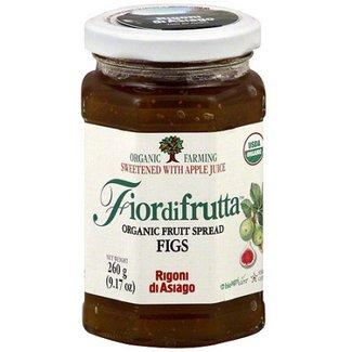 Organic Fruit Spread FIG, органический джем из инжира без добавления сахара фото №1