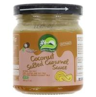Соленая карамель на кокосовом молоке, 200 мл