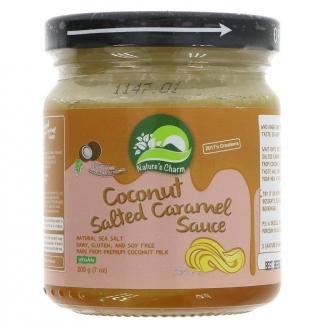 Соленая карамель на кокосовом молоке, 200 мл фото №1