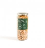 Гранола Salty соленая с кедровым орехом, кунжутом, семенами льна и тыквенными семечками 250г