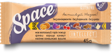 Space Bar Батончик без сахара Intellect 45 грамм