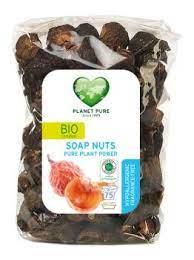 Органические мыльные орехи в мешочке для стирки, гипоаллергенные, 350г - Planet Pure фото №1