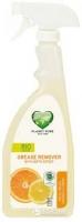Органический спрей для удаления жира «Свежие фрукты: апельсин и цитрон» Planet Pure, 510 мл