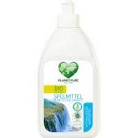 Органическое гипоаллергенное средство для мытья посуды Planet Pure, 510 мл