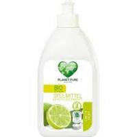 Органическое средство для мытья посуды «Лимон и Шалфей» Planet Pure, 510 мл
