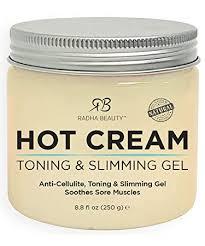 Hot Anti-Cellulite and deep muscle relaxation cream Горячий антицеллюлитный крем  фото №1