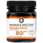 Bio Active Manuka Honey, Манука Мед Bio Active 80+. 250 грамм