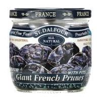 St. Dalfour, Giant French Prunes (Гигантский французский чернослив) без косточек, 200 грамм