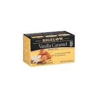 """Органический черный чай """"Ваниль&карамель"""" в пакетиках, 20 шт."""