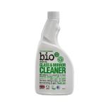 Glass & Mirror Spray Bio - D органическое моющее средство для стекла и зеркал без распылителя 500 мл