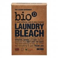 Laundry Bleach Bio - D дезинфицирующий кислородный отбеливатель, пятновыводитель 400 грамм