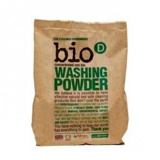 Washing Powder Bio – D концентрированный экологичный стиральный порошок, 1 кг фото №1
