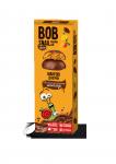 """Натуральные манговые конфеты в молочном шоколаде без сахара """"Улитка Боб"""" 30 грамм"""