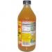 Raw apple cider vinegar organic Нефильтрованный органический яблочный уксус 473мл фото №2
