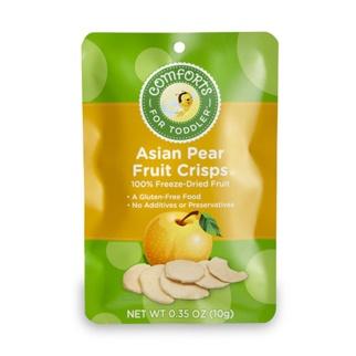 Asian Pear fuit crisps сублимированная грушка 10г фото №1