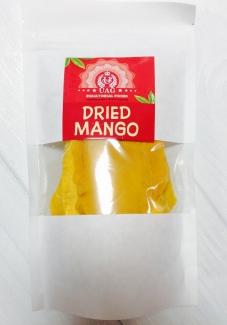 Сушенный манго, 60грамм фото №1