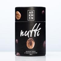 Грецкие орехи в черном шоколаде Nutti 100 грамм