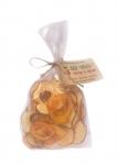 Эко чипсы яблоко+груша+абрикос, 50грамм