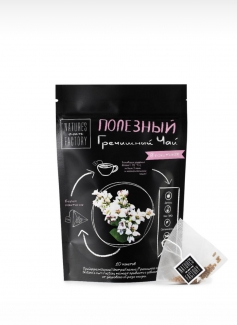 Пакетированный гречишный чай 30 грамм фото №1