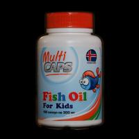 "Рыбий жир из печени трески ""Детский"" 180 капсул по 300 мг"