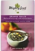 Orange Dulce, чай черный c апельсиновыми дольками, ванилью и цветками жасмина  (15 инд. пакетиков)