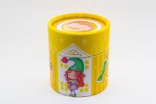 """Карамель ручной работы """"Тропический микс"""" (банан, ананас, персик) 280 грм"""