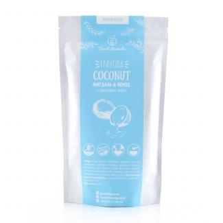 Гранола Coconut миндаль и кокос, с кокосовым маслом 300 грамм. фото №1