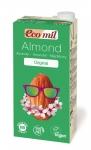 Органическое миндальное молоко с сиропом агавы, 1л