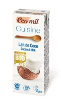 Органические кокосовые сливки, 200 мл