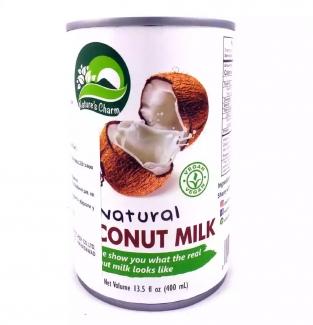 Натуральное кокосовое молоко 400 мл фото №1