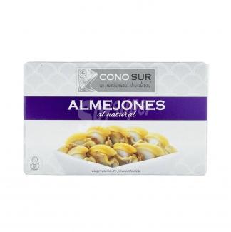 Моллюски в собственном соку Almejones al natural 111 грамм фото №1