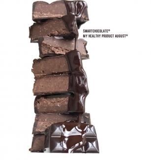 """Набор конфет на основе кероба """"Пралине"""" без сахара, 100грамм фото №1"""
