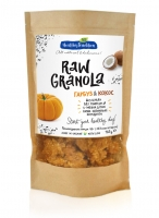 """Healthy Tradition Гранола на завтрак без глютена """"Raw Granоla тыква и кокос, 160 г"""