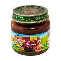 First Prunes Puree, Oрганическое пюре первая слива. Первый прикорм. 71 грамм