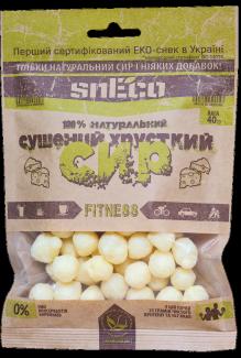 "Сушеный сыр Sneco ""Фитнес"", 40 грамм фото №1"