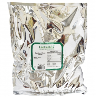 Frontier Nutritional Yeast Пищевые неактивные дрожжи 453 гр фото №1