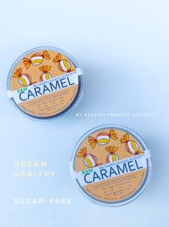 Vegan карамель 150 грм фото №1