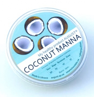 Кокосовая манна 150 грм фото №1