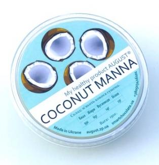 Кокосовая манна 150 грамм фото №1