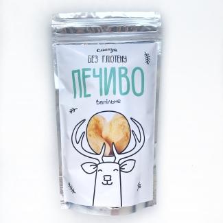 "Печенье без глютена ""Ванильное"" 110 грамм фото №1"