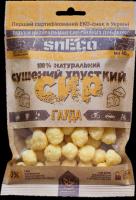 Сушеный сыр snEco «Гауда», 40 грамм