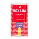 Натуральный батончик без сахара Грейпфрут, 40 грамм